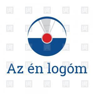 Kreatív CD újrahasznosítás blog logó - Kék d84aa94a01